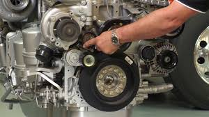 kenworth engines mx engine drive belts youtube