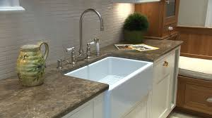 Traditional Double Sided Kitchen Double Sided Kitchen Sinks Matching Up The Design Of Your
