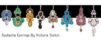 soutache earrings soutache earrings sorkin