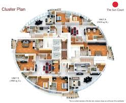 exquisite luxury 2 bedroom apartment floor plans on apartments
