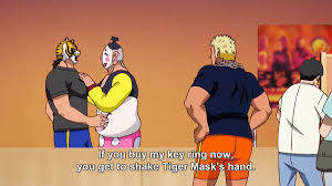 tiger mask halloween tiger mask w discussion