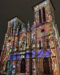 san fernando cathedral light show free holiday events in san antonio free fun in austin