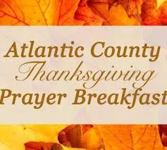 2017 atlantic county thanksgiving prayer breakfast best of nj