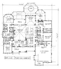 House Plans With Open Floor Plan by Craftsman House Plan On The Drawing Board 1409 Island Kitchen