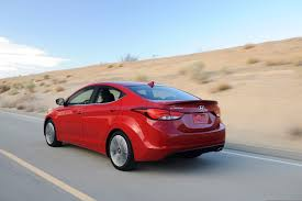 hyundai elantra 2014 sport refreshed 2014 hyundai elantra arrives at la auto the
