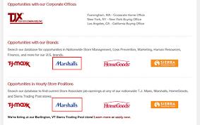 marshalls job application adobe pdf apply online