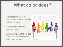 understanding the meaning of color realcolorwheel com color