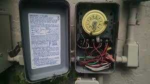 intermatic t104r won u0027t turn pump on but does turn it off