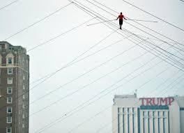walkin u0027 a tightrope si com