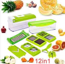 12 in 1 vegetable fruit nicer slicer dicer plus chopper cutter