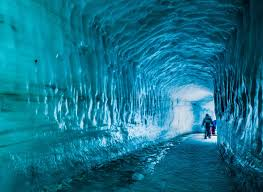The Crystal Cave Iceland Ice Caving In Iceland