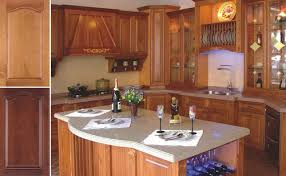 Kitchen Cabinet Units America Cherry Wood Kitchen Cabinet Units In Shunde District
