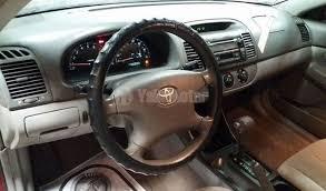 used toyota camry 2003 used toyota camry 2003 car for sale in dubai 739945 yallamotor com