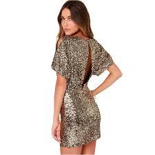 aliexpress com buy vestidos summer women dress casual sequin