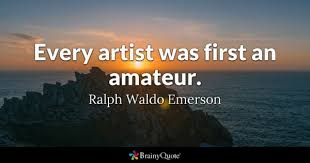amateur quotes brainyquote