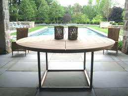 Round Patio Furniture Set by Round Wooden Patio Set Circular Patio Furniture Set Bosmere