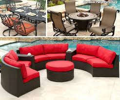 Outdoor Furniture Cushions Covers by Walmart Patio Furniture 4 Patio Chair Cushion Covers Walmart