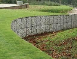 gabions examples gabion retaining wall blocks simple low cost