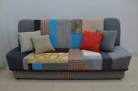 Click Clack Sofa Beds Uk by Patchwork Design Sofa Bed Lara Only One Available Unique Design