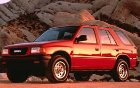 1994 isuzu rodeo information and photos zombiedrive