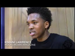 Lawrence Barnes On The Circuit Kimani Lawrence Has The Skill Set Of Harrison