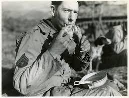 technical sergeant fifth grade william fleming eats a thanksgiving