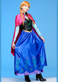 Frozen Costume Disney Frozen Anna Costume