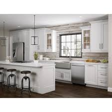 kitchen cabinet trim styles home decorators collection pacific white assembled 96x1x2 in