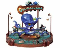 lemax spooky town town squeeze spooky lemax octo scale lemax spooky town dept 56