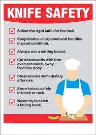 knife safety posters safety knives and safety posters