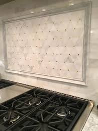 Mirror Backsplash Tiles by Backsplash Tile Above Range The Honed Mosaic Pattern Backsplash