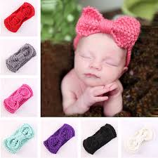 crochet headbands for babies aliexpress buy 1 x crochet headband turban headbands