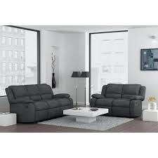 canape de relaxation canape 3 places 2 relax canapa sofa divan relax ensemble de 2