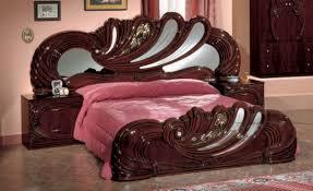 Bedroom Sets Italian Modrest Vanity Mahogany Italian Classic Bedroom Set Italian