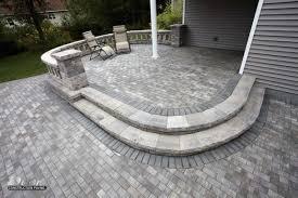 Types Of Pavers For Patio by Concrete Driveway Pavers Patio Pavers Philadelphia