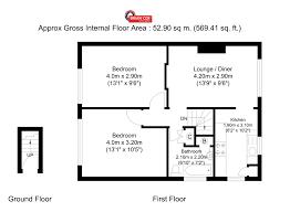 2 bed maisonette for sale in goring way greenford ub6 43794292