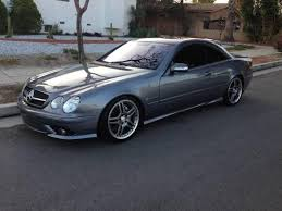 mercedes cl55 amg 2005 mercedes cl class cl55 amg for sale in