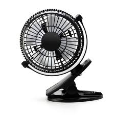 usb powered car fan mini desk usb fan rechargeable operated clip fan for home office