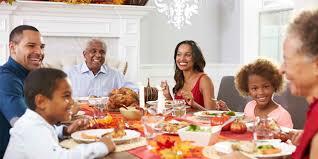 the thanksgiving celebration