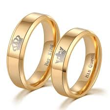 king gold rings images His queen her king rings last chance order jpg