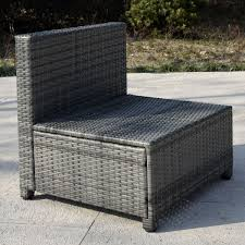 Wicker Rattan Patio Furniture - gym equipment outdoor furniture set pe wicker rattan sectional