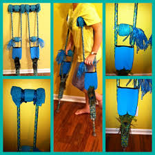 if i ever break a leg how to make using crutches fun decorate