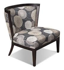 Patterned Accent Chair Lovely Fabric Accent Chairs For Your Home Decorating Ideas With