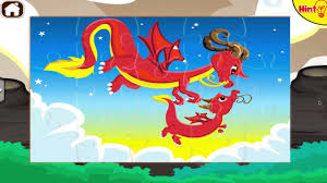 dragons and puzzles puzzles for kids free youtube