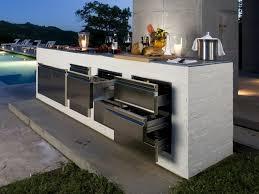idee cuisine ext駻ieure meuble pour cuisine ext駻ieure 100 images amenager une cuisine