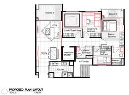 Renovation Plans by Hdb Interior Design