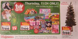 walgreens black friday 2011 ad deals