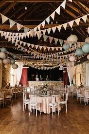 Ceiling Draping For Weddings Diy Best 25 Wedding Bunting Ideas On Pinterest Hessian Bunting Diy