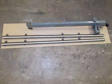 Htc Table Saw Fence Parts Table Saw Fence Ebay