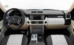 black land rover interior land rover range rover interior gallery moibibiki 12